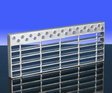 Steel Material Bar Grating Stair Tread G